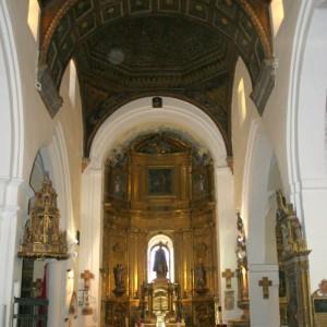 San Nicolás - Nave central