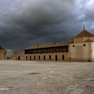 Real Hospital (desde Plaza del Cristo)