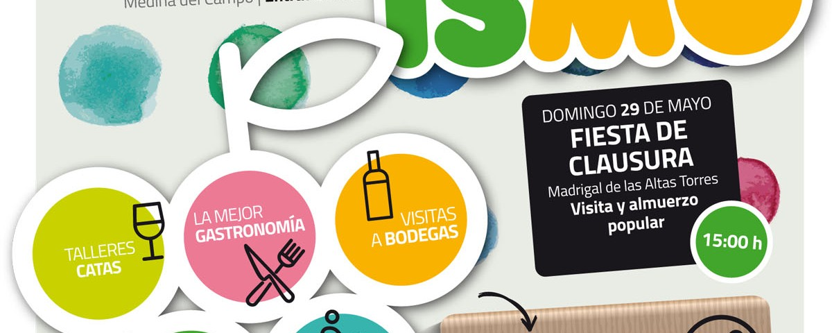 CARTEL FERIA ENOTURISMO RUTA DEL VINO 2016