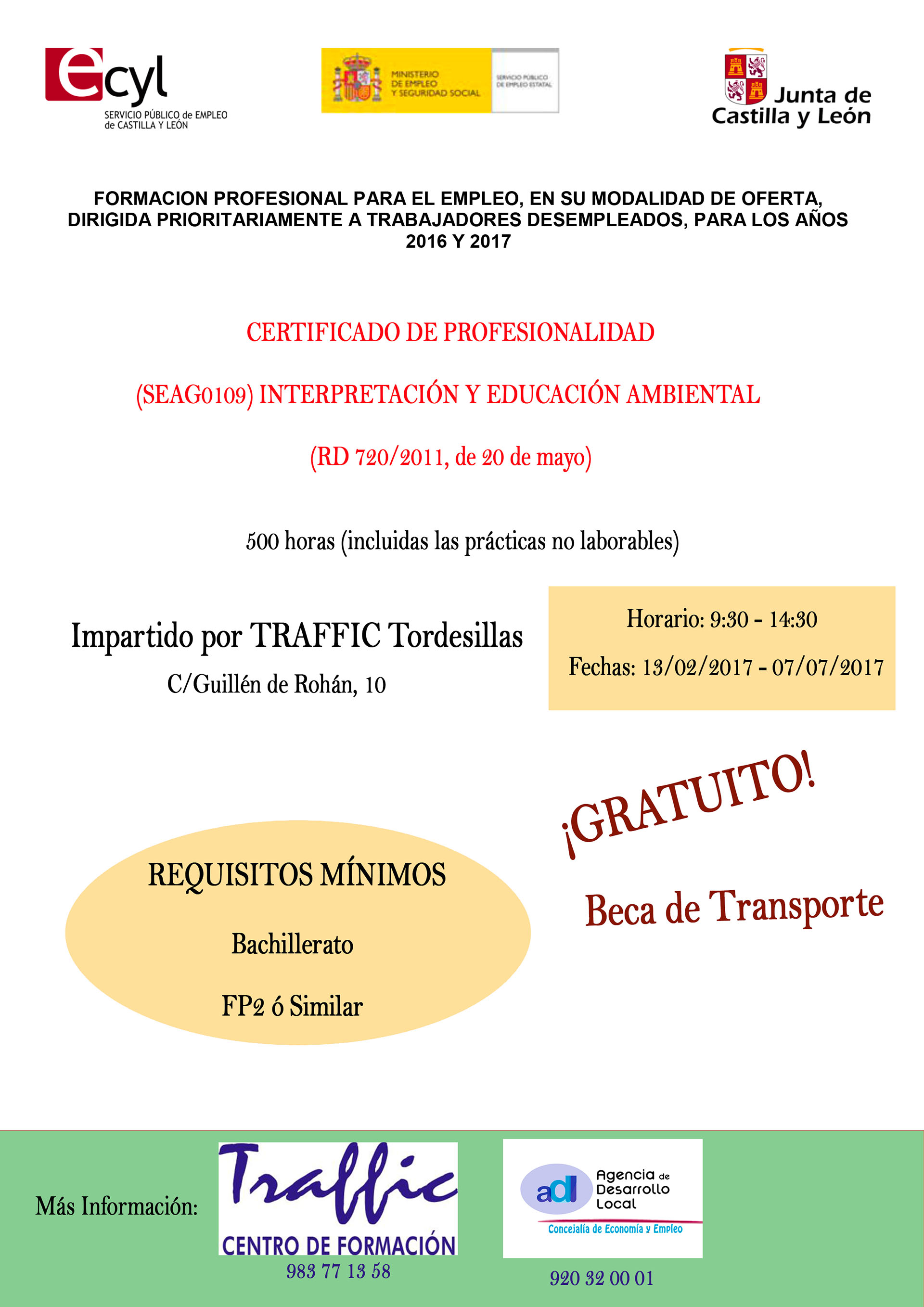 CARTEL-CURSO-TRAFFIC