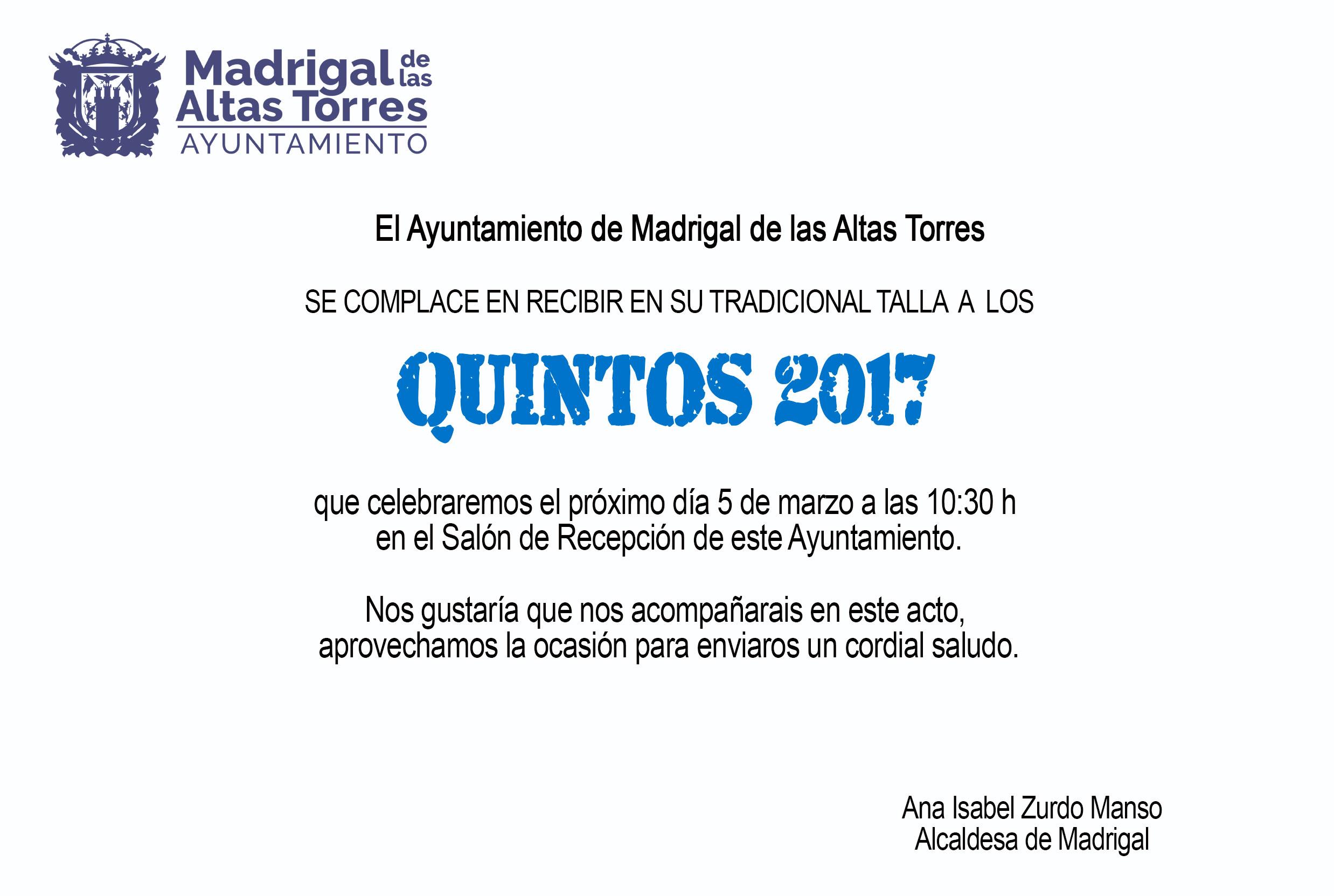 invitacionquintos2017