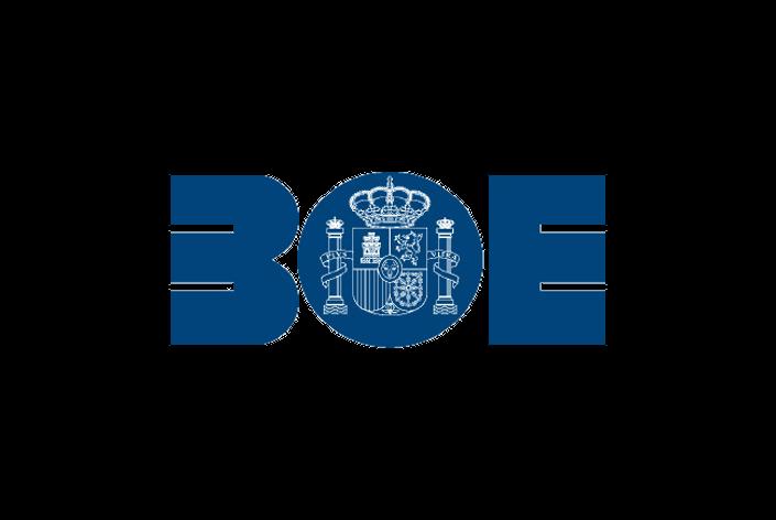 [BOE] Boletín Oficial del Estado LOGO-BOE-min