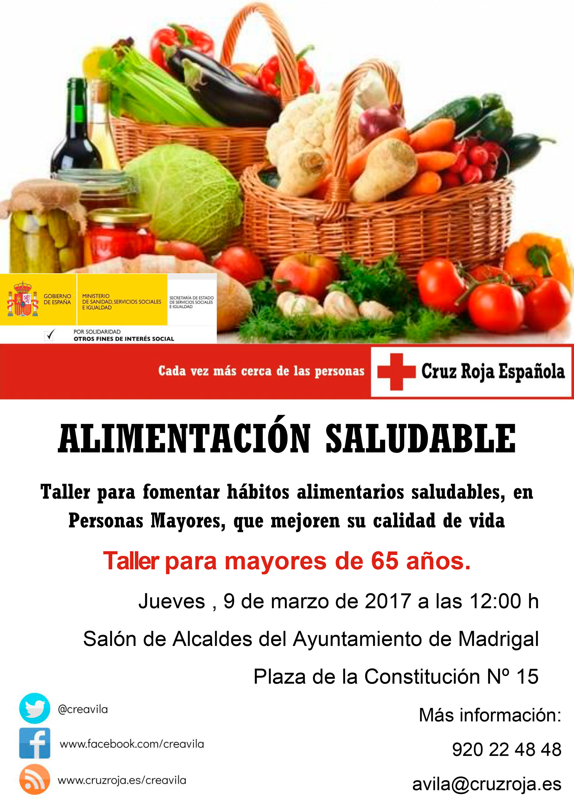 cartel_alimentacion_saludable_madrigal