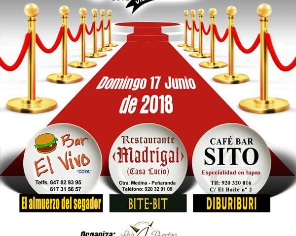 8º Concurso de pinchos Villa de Madrigal