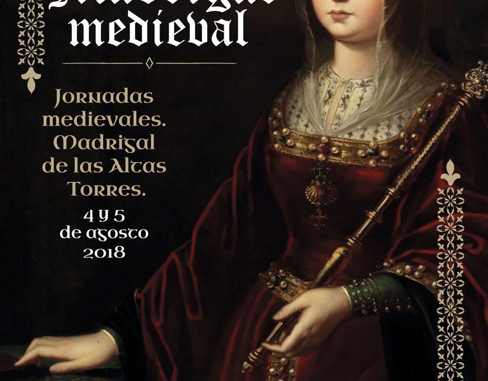 Cartel XI Madrigal Medieval