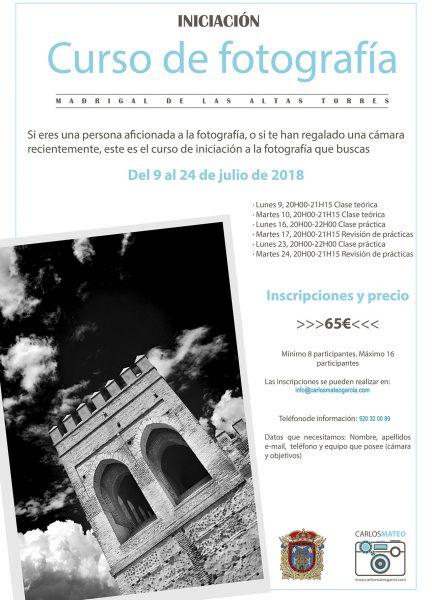 curso fotografia madrigal